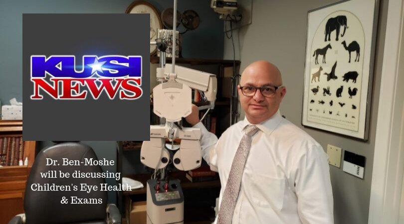 Dr. Ben-Moshe In The News